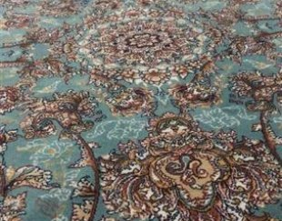 فرش ۱۲ متری سبز رنگ ۷۰۰ شانه