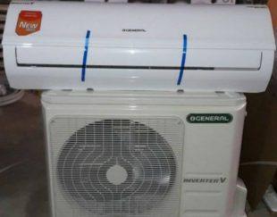 کولر گازی گرم وسرد
