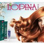 فروش رنگ موی لوپینا ( LOPINA )