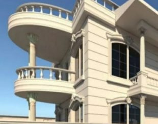 ۱۰۰ متر ولنجک نوساز شاهکار معماری