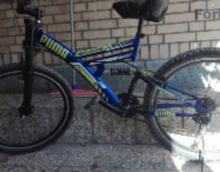 دوچرخه فنری ۲۶پوما در ایذه