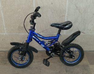 دوچرخه ۱۲ پرادو کمک دار