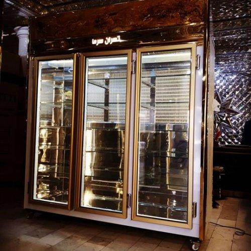 تولید و فروش انواع یخچال و فریزر و … صنعتی(نقد و اقساط)