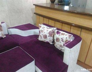 شستشوی مبل و صندلی ماشین در محل
