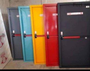 تولید کننده درب های ضد سرقت و ضد حریق