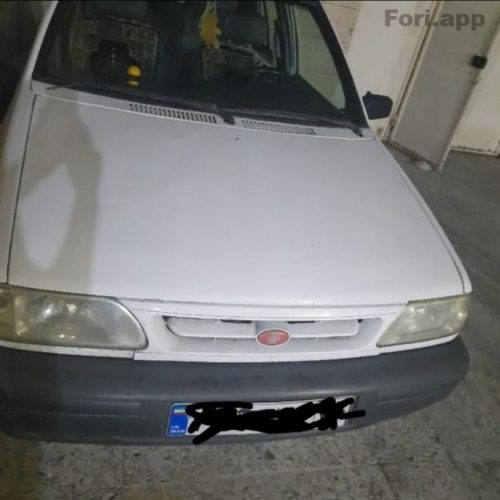 پراید مدل ۹۰