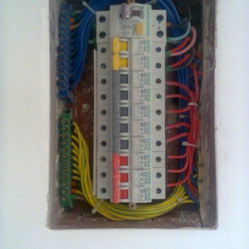 برق ساختمان