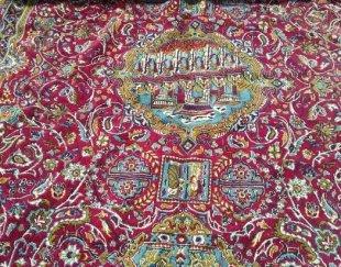 فرش قرمز ۹متری ماشینی