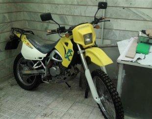 موتورسیکلت تریل هیوسانگ ۱۲۵ سی سی