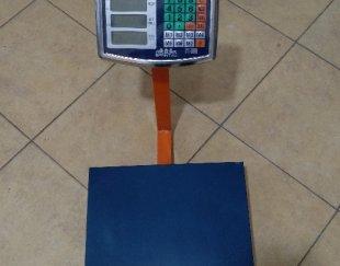 ترازو باسکول دیجیتال وزن ۱۵۰ اندازه صفحه باسکول ۳۰/۴۰