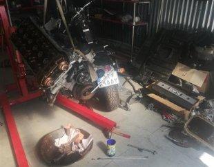 باطری ساز سیار مکانیک سیار امداد خودرو تعمیر خودرو در محل