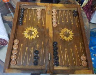 تخته نرد و شطرنج معرق