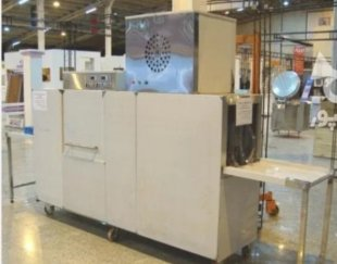 ماشین ظرفشویی صنعتی ریلی تمام اتوماتیک (تیلان)