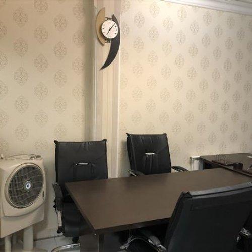 اجاره اتاق اداری ١٢ و ١۴ متری (مبله با منشی) قابل تبدیل