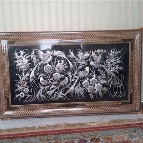 تابلو قلم زنی اصفهان