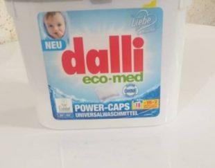 مایع ماشین لباسشویی دالی