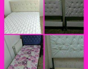 تنوع رنگ و طرح تخت خواب