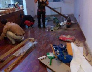 لوله بازکنی و بازسازی ساختمان