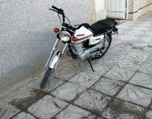 موتور هوندا ۱۲۵ مدل ۹۵ مارک سرعت