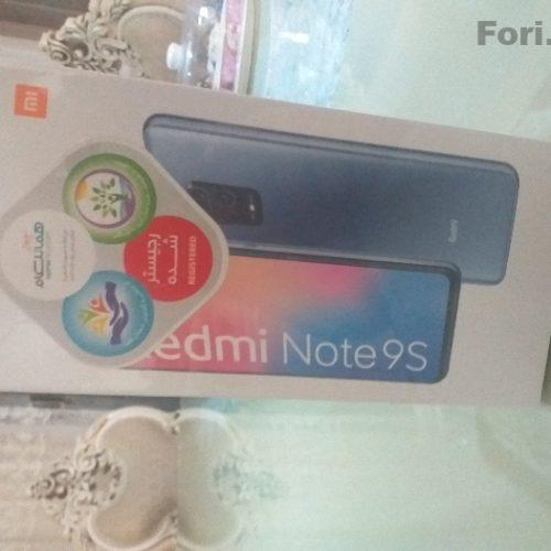 گوشی موبایل redmi note 9s