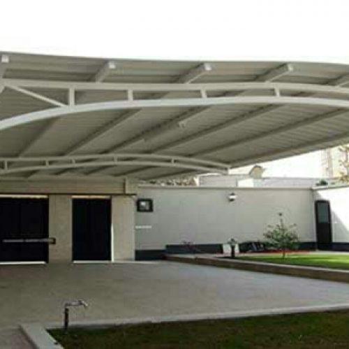 طراح و مجری سقفهای شیروانی