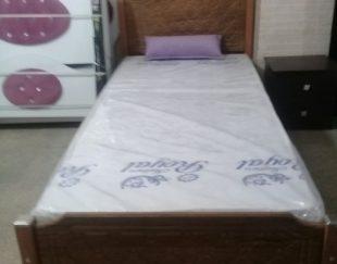 تخت تک نفره مدل روژان
