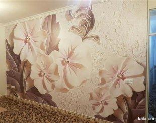 نصاب کاغذ دیواری