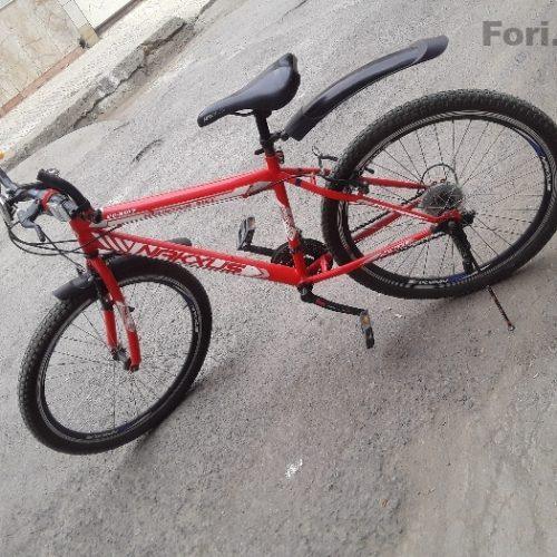 دوچرخه نونو بدون استفاده