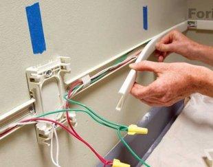 برق کار حرفه ای و انجام تمام امور برق کاری حرفه ای ساختمان