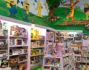 واگذاری فروشگاه اسباب بازی