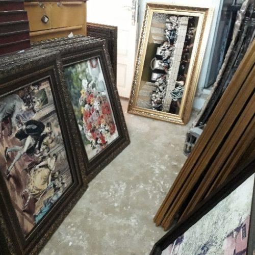 فروش انواع تابلو فرش ماشینی با قاب های گوناگون