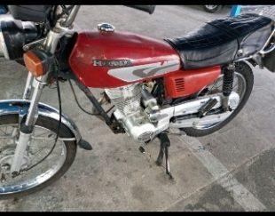 موتور هوندا ۱۲۵