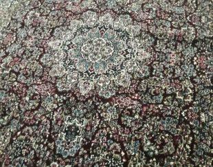 فرش گلریز کاش
