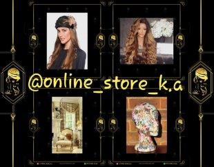 فروش آنلاین توربان، کلاه حجاب و اکسسوری