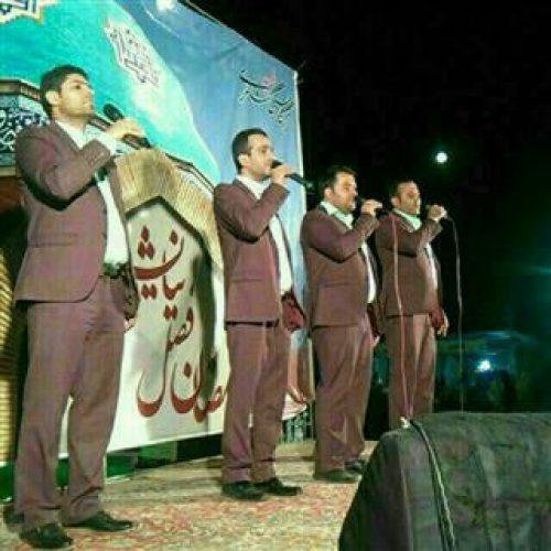 گروه تواشیح بین المللی مشکات ؛ قاری قرآن و مجری