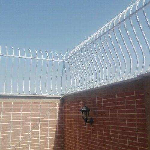 طراحی و نصب انواع نرده و حفاظ