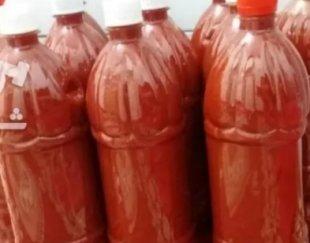 رب گوجه فرنگی دستی و تمیز میگیرم