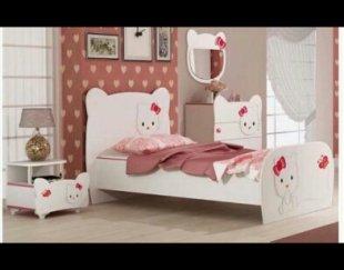تخت و سرویس اتاق خواب کودک