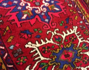 فرش های کناره دستباف تبریز