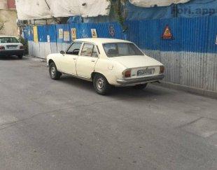پژو ۵۰۴  مدل ۱۹۷۷