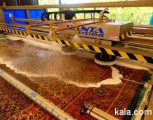 قالیشویی و مبل شویی البرزمهر