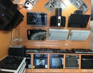 فروش مستقیم هود، سینک ، گاز ، فر توکار ،تجهیزات آشپزخانه