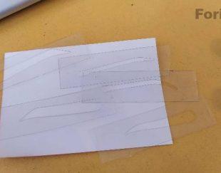 دستگاه تتو  سان شاین در حد نو همراه با لوازم جانبی