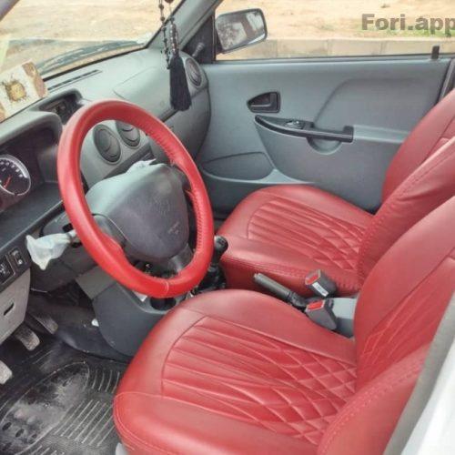 پراید۱۱۱ مدل ۹۸در حد خشک
