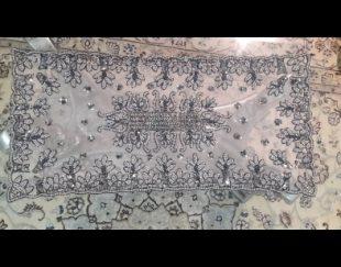 ست رومیزی کار دست اصفهان