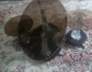 میز جلو مبلی به همراه دو میز عسلی