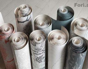 عرضه انواع کاغذ دیواری نقدواقساط
