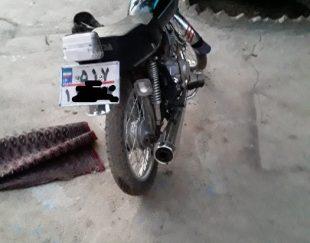 موتور۱۲۵درحدخشک
