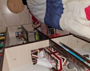 سرویس تخت خواب دوطبقه