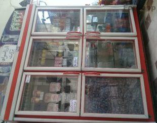 یخچال ایستاده فروشگاهی ۶درب